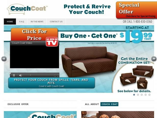 Couch Coat Reviews Too Good To Be True