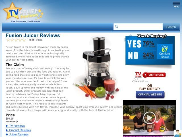 Does Fusion Juicer Work | Ask Home Design