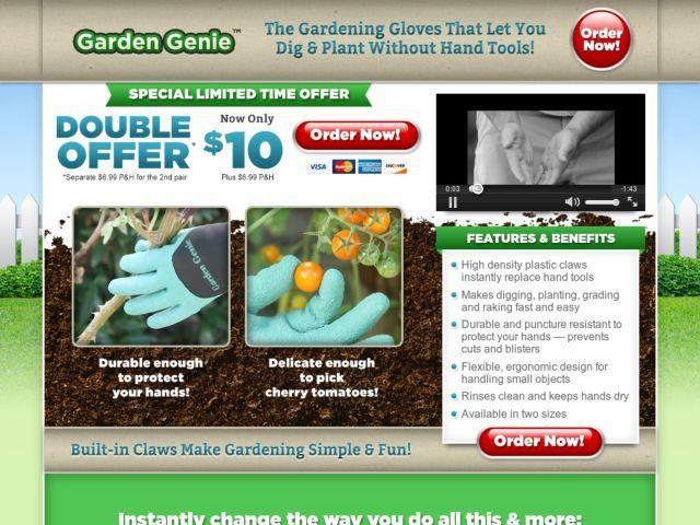 Garden Genie Reviews Too Good To Be True