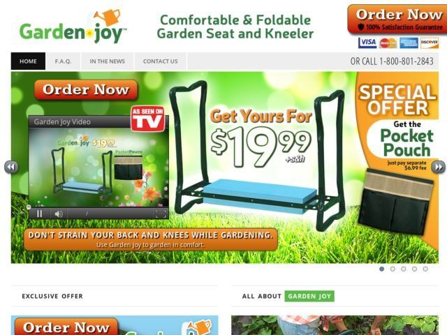 garden joy reviews too good to be true - Garden Joy