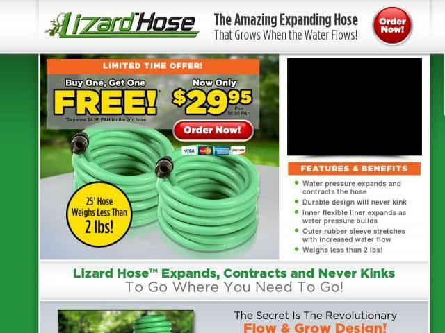 Lizard Hose Reviews Too Good To Be True