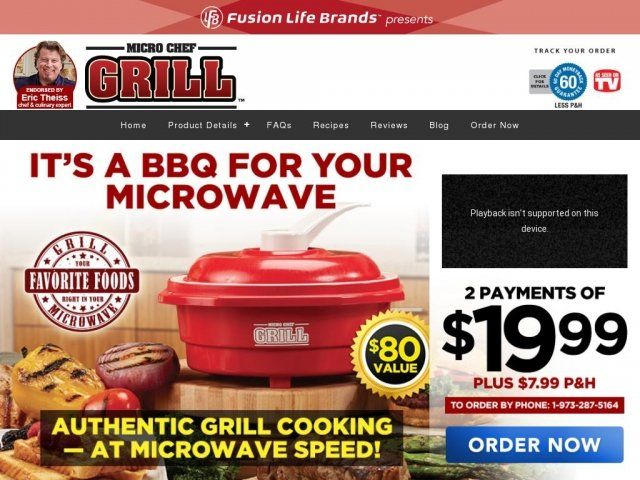 micro chef grill reviews too good to be true. Black Bedroom Furniture Sets. Home Design Ideas