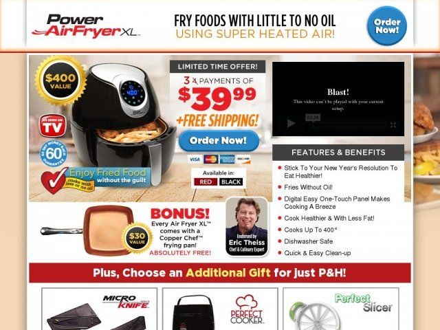Power Air Fryer Xl Reviews Too Good To Be True