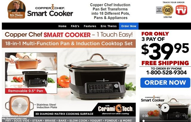 Cooper Chef Smart Cooker Reviews Too Good To Be True