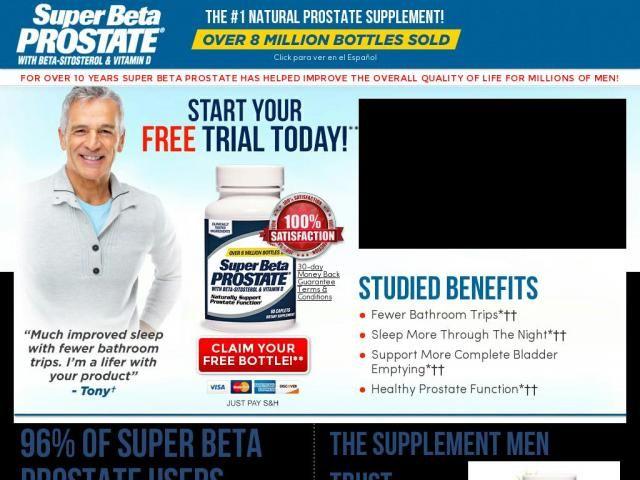 Super Beta Prostate