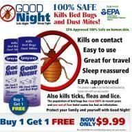 Bedbugs Spray Review