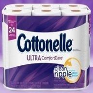 Cottonelle Ultra ComfortCare Review