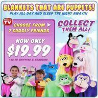 Cuddle Uppets Review