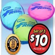 Flexi Frisbee Review