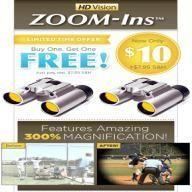 Hd Vision Zoom Ins Review