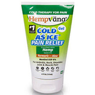Hempvana Cold As Ice Gel Review