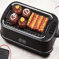 Hot Shot Smokeless Grill Review