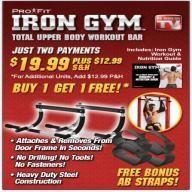 Iron Gym Review