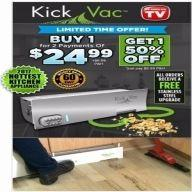Kick Vac Review