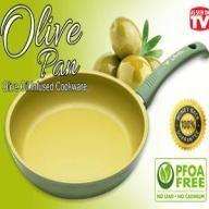 Olive Oil Pan Review