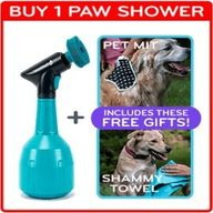 Paw Shower Review
