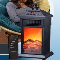 Personal Fireplace Heater Review