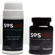 SOS Pain Relief Gel Review
