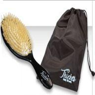 Thicker Hair Brush Review