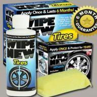 Wipe New Tires Review